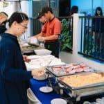 รับทำอาหารจัดเลี้ยงราคาประหยัดปริมาณจุใจ