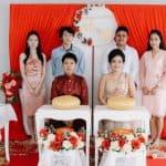 งานแต่งที่บ้าน งานเลี้ยงแต่งงาน ระบจัดงานแต่ง